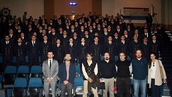 DADDER DEÜ Denizcilik Fakültesi Kariyer Günlerindeydi 4