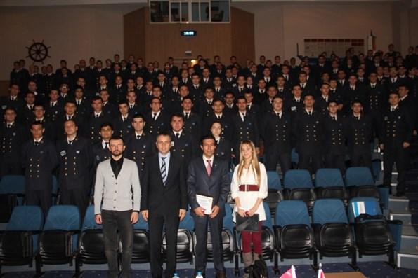 DEÜ Denizcilik Fakültesi 19. Kariyer Günleri Konuğu Nemtaş Denizcilik Oldu