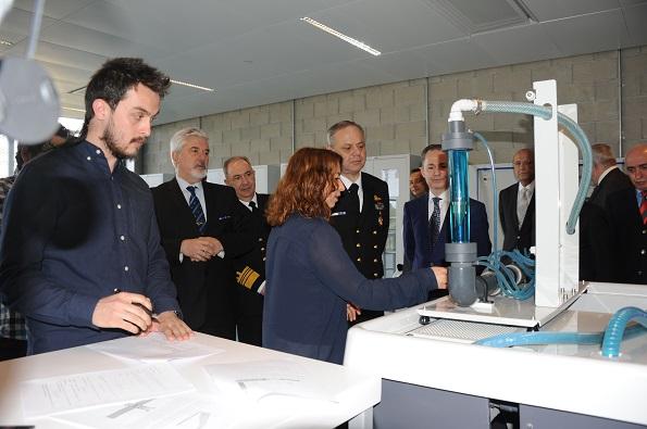 Deniz Kuvvetleri Komutanı Oramiral Bülent Bostanoğlu, Piri Reis Üniversitesi Ziyareti- (2)
