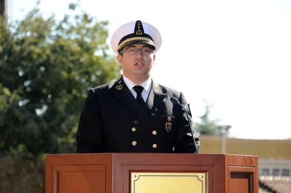 Deniz Ulaştırma ve İşletme Mühendisliği Öğrencisi Sait Ali Koçak