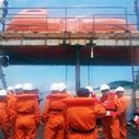 Denizde Güvenlik Eğiticilerinin Eğitimi Logo