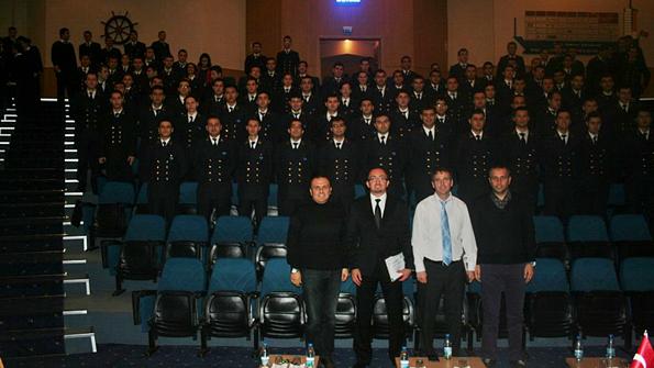 Densa Denizcilik DEÜ Kariyer Günlerinde-1