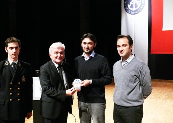 Densan Shipping Piri Reis Üniversitesi'ne Konuk Oldu