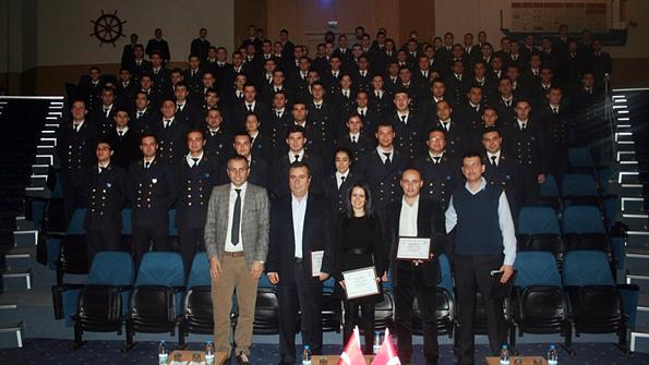 Dokuz Eylül Üniversitesi Denizcilik Fakültesi Kış Kariyer Günleri