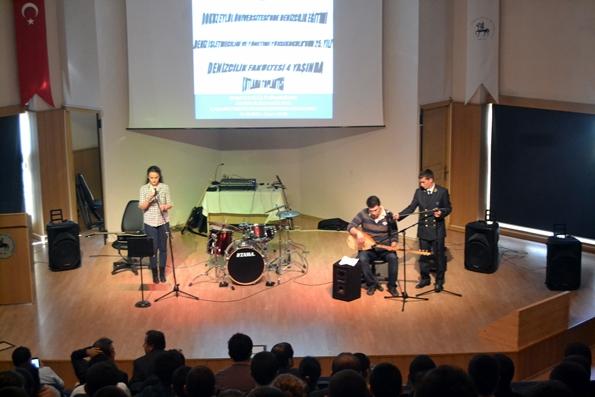 Dokuz Eylül Üniversitesi Denizcilik Fakültesi Müzik Topluluğu
