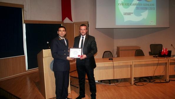 Dokuz Eylül Üniversitesi Denizcilik Fakültesi ve Karadeniz Holding