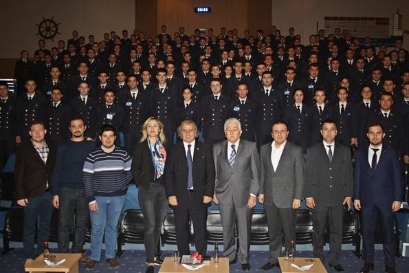 GEMİMO Temsilcileri DEÜ'de