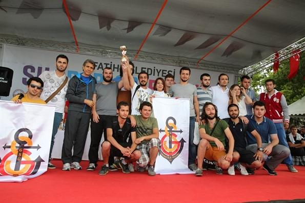 Galatasaray Üniversitesi Denizcilik Kulübü Dragon Bot Yarışları 2013