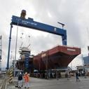 Gelecekte  Gemi İnşaasını Değiştirebilir Teknolojiler - Logo