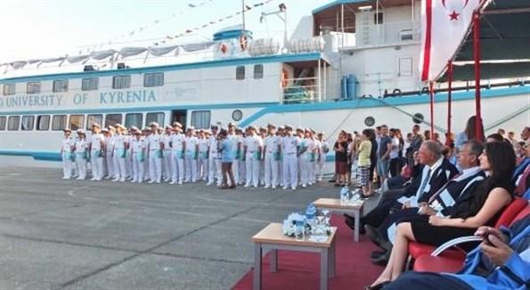 Girne Üniversitesi 16. Dönem Mezuniyet Töreni
