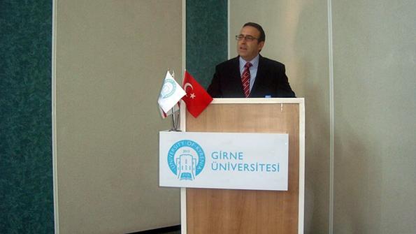 Girne Üniversitesi Konuğu Kaptan Özkan Poyraz