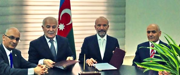 Girne Üniversitesi ile Azerbaycan Devlet Deniz Akademisi