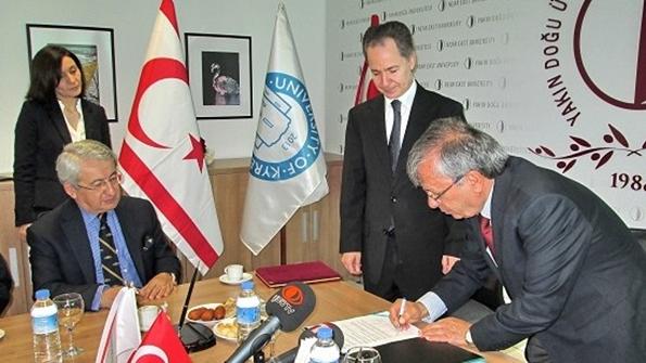 Girne Üniversitesi ve Piri Reis Üniversitesi