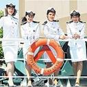 Kadın Denizci Logo