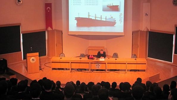 Kaptanoğlu Denizcilik DEÜ Kariyer Günleri - 1