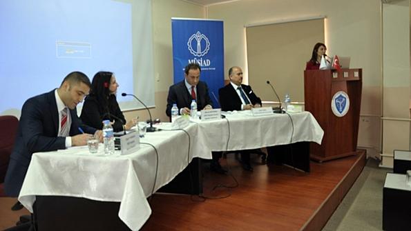 Müsiad Panel Katılımcıları