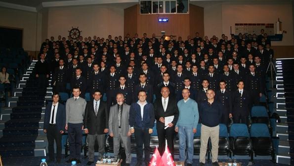 Mardaş Denizcilik DEÜ Kariyer Günlerinde 2013-3