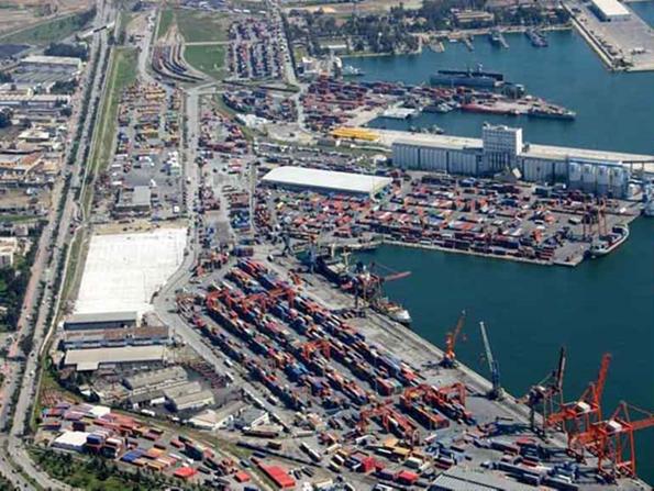 Mersin Limanı