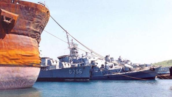 Nassia ve Shipbroker Kazası - 2