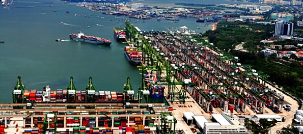 Pasir Panjang Port