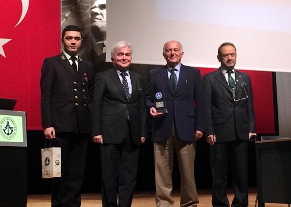 Piri Reis Üniversitesi'nin Konuğu Zodiac Maritime Oldu