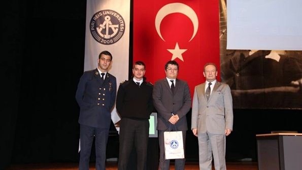 Piri Reis Üniversitesi Active Shipping'i Ağırladı