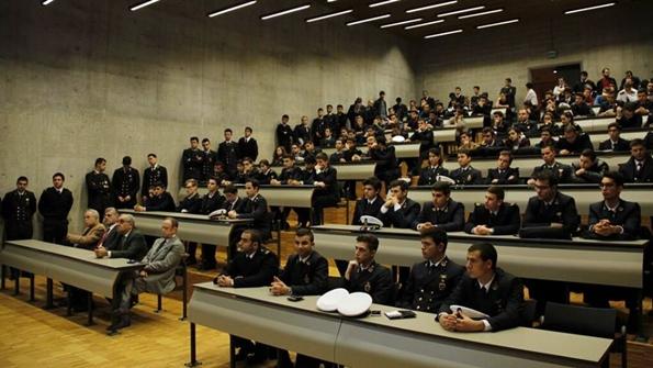 Piri Reis Üniversitesi Beşiktaş Denizcilik'i Konuk Etti