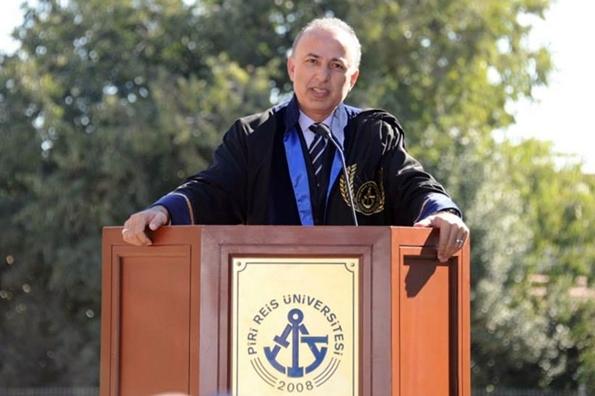 Piri Reis Üniversitesi Mütevelli Heyeti Başkanı Metin Kalkavan