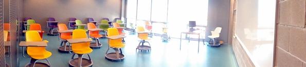 Piri Reis Üniversitesi Sınıflar
