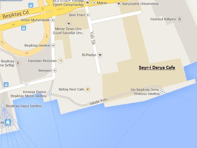 Seyr-i Derya Cafe