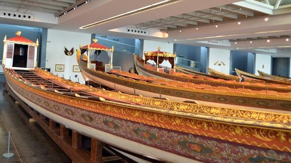 Tarihi Deniz Araçları