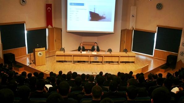 Transal Denizcilik DEÜ Denizcilik Fakültesi Kariyer Günlerindeydi - 2