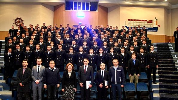 Transal Denizcilik DEÜ Denizcilik Fakültesi Kariyer Günlerindeydi - 4