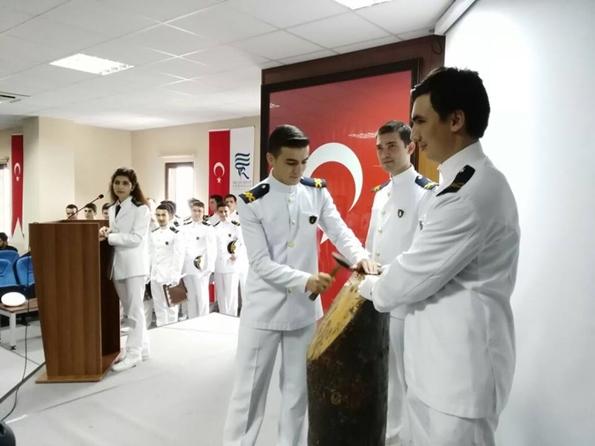 Turgut Kıran Denizcilik Fakültesi Mezuniyet Töreni