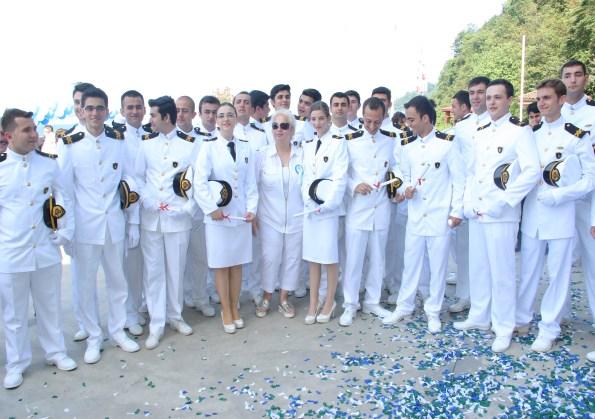 Turgut Kıran Denizcilik Mezuniyet 2014 2