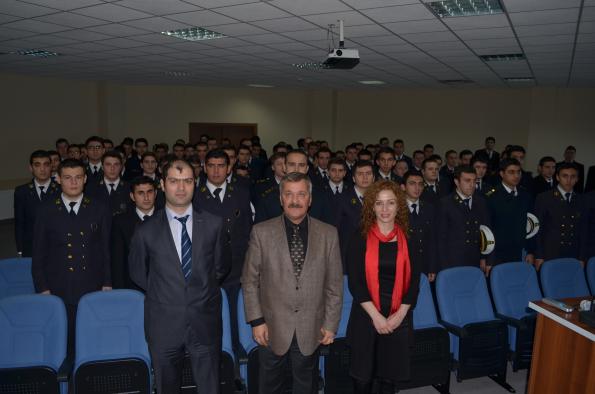 Turgut Kıran Denizcilik Yüksekokulu Kariyer Günleri Konuğu Serdar Gür