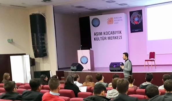 Uludağ Üniversitesi Gemlik Denizcilik Topluluğu İş'te Gelişim & Kişisel Gelişim Semineri Düzenlendi 2