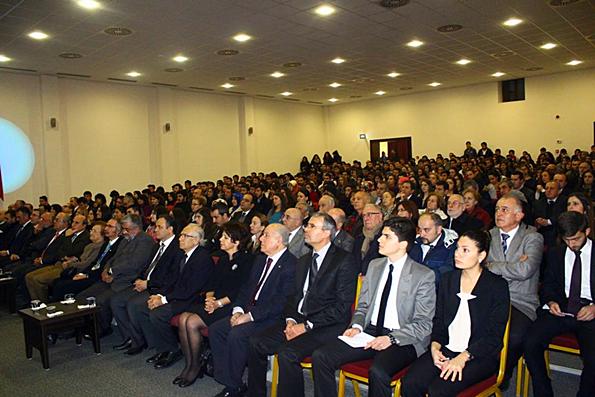 Uludağ Üniversitesi Gemlik Yerleşkesi Asım Koca Bıyık Kültür Merkezi